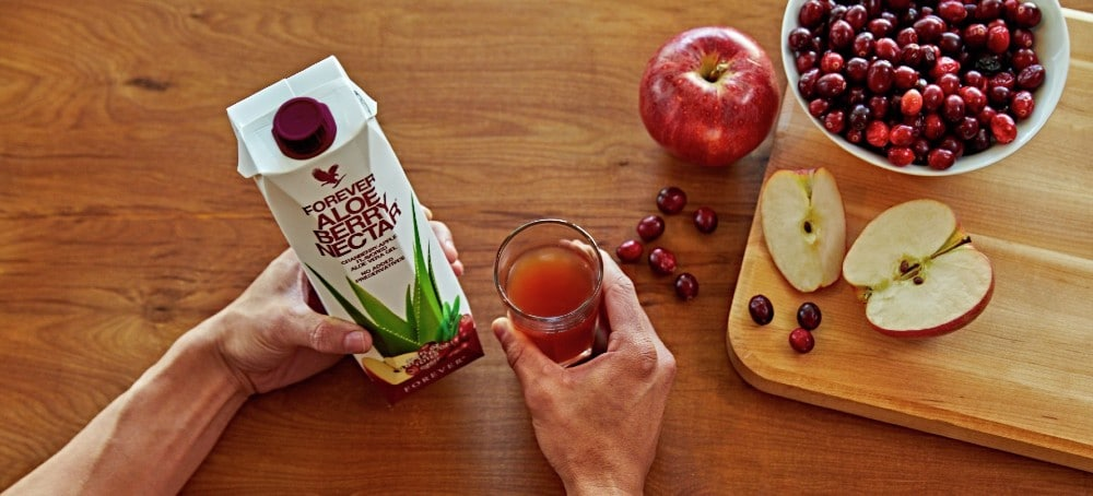 Forever Aloe Berry Nectar Review [Best In Urinary Health]