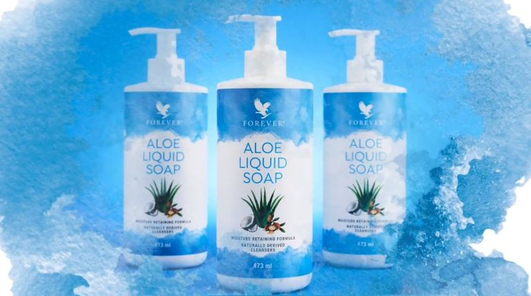 Forever Aloe Liquid Soap [Benefits & Uses]