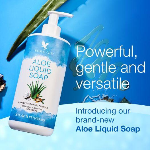 Forever Aloe Liquid Soap1