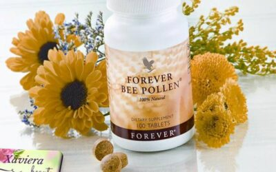 Forever Bee Pollen Plus [100% Natural Stimulant]