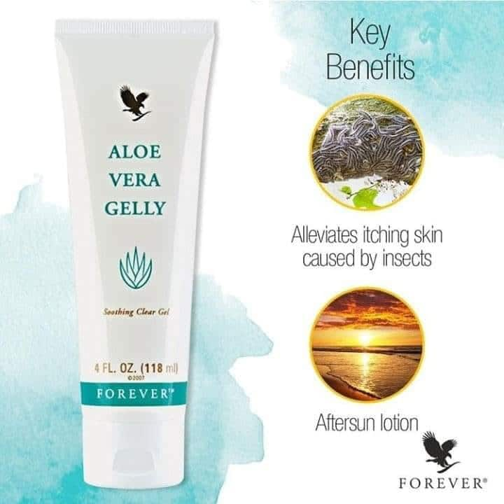 Forever Aloe Gelly Key Benefits