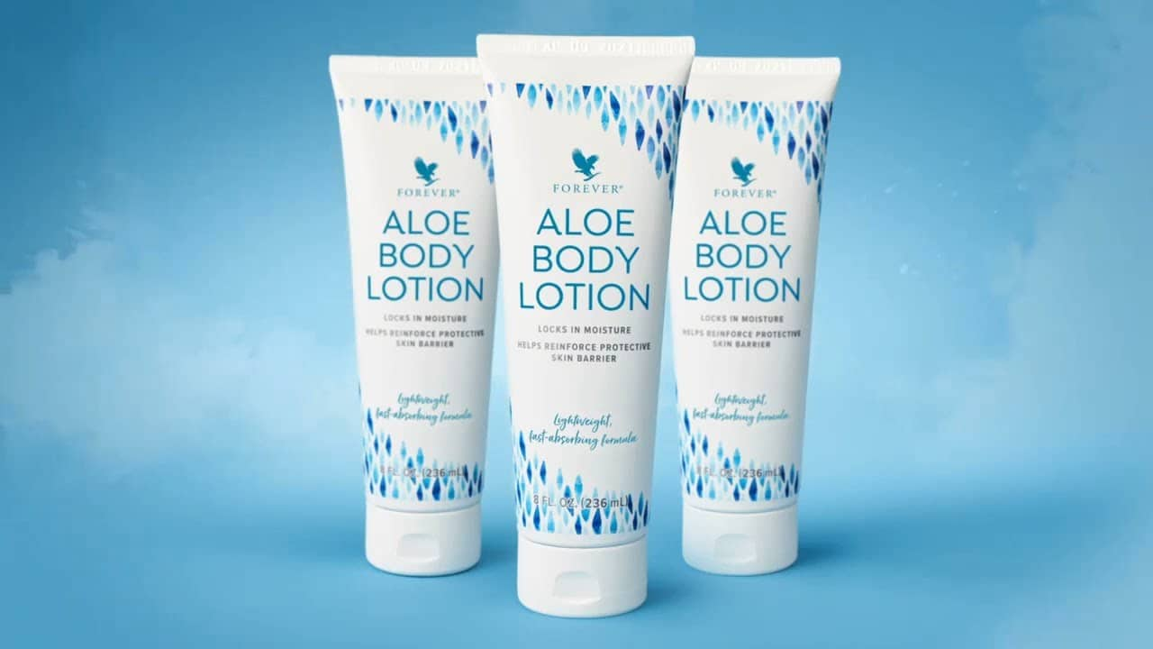 Forever Aloe Body Lotion Review